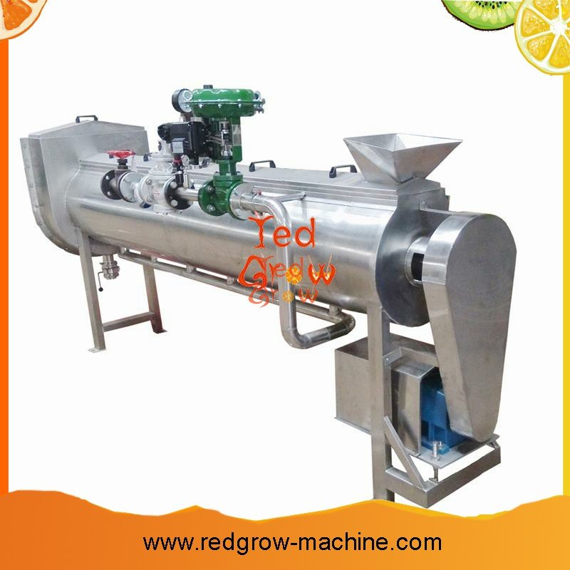 Pumpkin Processing Machine
