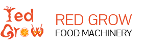 Red grow food machinery